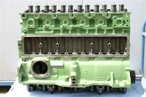 Mercedes OM366 A LA AT Motor Engine Austausch Motor Unimog MB Trac Claas