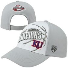 Kansas Jayhawks 2013 Big 12 Tournament Champions hat NWT Top of the World NCAA