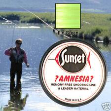 AMNESIA MEMORY FREE FISHING LINE 15 LB GREEN  SS07415