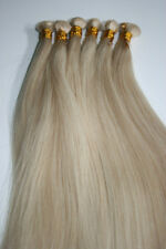 "14/16"" European Remy ""AAA"" Grade Silky Extensions Hand Tied Wefts Any Color"