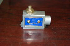 Micro Switch, Bze-2Rq5, Issue No.E-536, 15A-125, 250 Or, 4810Vac, New