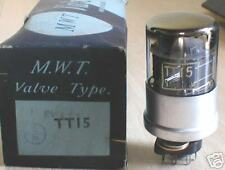 NOS NIB TT15 / CV415 BRITSH MADE TUBE