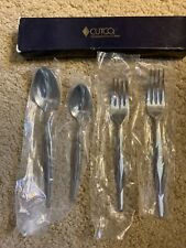 """New listing New Cutco, 4-Pc. """"Nib"""" Stainless Place Setting silverware#1946 2 f 00006000 orks 2 spoons"""