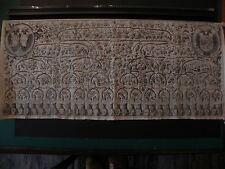 Albero genealogico famiglia nobile De Ponte  1708 Spinelli  Napoli araldica M