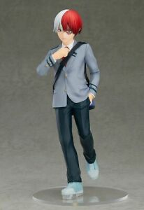 Shoto Todoroki School Uniform Ver My Hero Academia Pop Up Parade Figure
