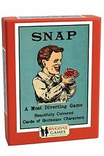 Card Game ~ Traditional/Classic/Retro/Bygone ~ SNAP ~ Family game