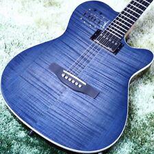 Godin Limited Edition A6 Ultra _Denim Blue JAPAN beautiful rare EMS F/S