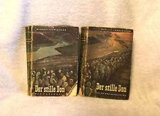 Der Stille Don DIE ZARENZEIT / KRIEG UND REVOLUTION - (1947) Scholochow, Michail