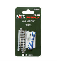 Kato 20-041 Rail Alimentation / Feeder Track 62mm - N