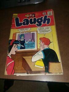 Laugh Comics #144 Archie series silver age superhero the Jaguar Creature Planet