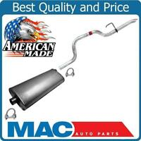 New Muffler Exhaust System MADE IN USA for Jeep Grand Cherokee 4.0L 4.7L 02-04