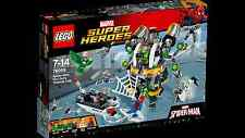 LEGO 76059 Spider-Man:La trappola tentacolare di Doc Ock SUPER HEROES 7-14anni
