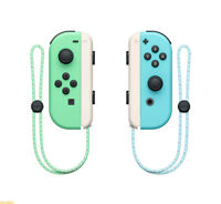 Nintendo Switch Animal Crossing joy-Con (L) / (R) and straps limited JAPAN