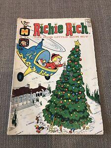 Harvey Comics RICHIE RICH #42 FEB 1966 - Poor Little Rich Boy