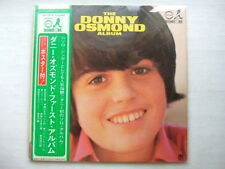 THE DONNY OSMOND ALBUM / WITH OBI