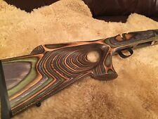 PRECISSION FIT SAVAGE AXIS S/A CUSTOM LAMINATE STOCK, LUG, AND TRIGGER GUARD #86