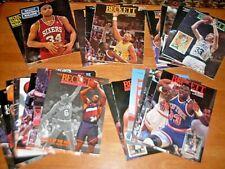 Beckett Basketball Card Monthly Magazine Lot (25) 1990's