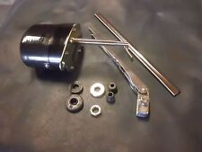 Jeep Willys universal 12 volt windshield wiper motor kit CJ2A CJ3A Cj3B CJ5