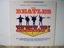 THE BEATLES, HELP, RARE 1971 NEAR MINT , ORIGINAL SOUNDTRACK , NM / NM