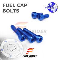 FRW Dark BU Fuel Cap Bolts Set For Yamaha MT-09 TRACER 15-16 15 16