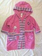 Disney - accappatoio con Minnie - colore rosa - taglia 3/4 anni - 100% cotone -