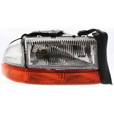 Headlight For 98-2004 Dodge Dakota 98-2003 Durango Passenger Side w/ bulb