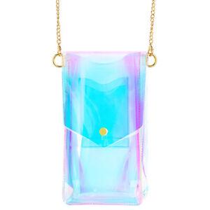 LuMee x Paris Hilton - Universal Crossbody Tech Bag - Holographic by Paris