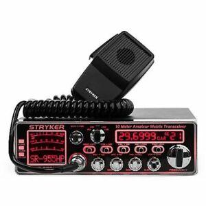 STRYKER SR-955HPC AM FM CW SSB 10m AMATEUR RADIO