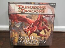 DUNGEONS & DRAGONS (D&D) WRATH OF ASHARDALON Board Game (Wizards of the Coast)