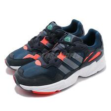 adidas Originals Yung-96 Navy Solar Red Mens Retro Running Shoes Sneakers DB2596