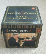 Living Stereo Collection Vol.2 Volume 2 - 60 CD Box Set RCA