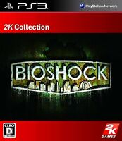 PS3 Bioshock 2K Collection PlayStation 3 Japan F/S