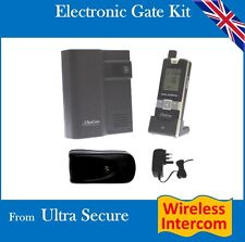 12V ELETTRONICA CANCELLO GATE LOCK & Long Range Wireless intercom