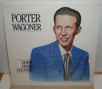 Porter Wagoner - Down Home Country - New Sealed LP Record - Accord