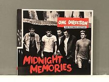 2013 One Direction – Midnight Memories - The Ultimate Edition  CD