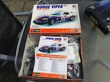 BURAGO DODGE Viper GTS Coupé échelle 1996 1/18 Métal Kit jamais été fait