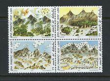 San Marino 2001 #1515  1700 Anniversary block MNH  K709
