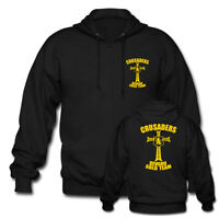 US Crusaders Seal Team Six Team Special Force Mens Zipper Hoodie Army Hoodies