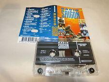 HENDRIX - SANTANA - REDDING - SLEDGE - K7 audio / Audio tape !!! RADIO SAIGON !!