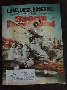 2020 Sports Illustrated Babe Ruth New York Yankees World Series Champs Baseball