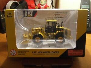 NORSCOT 55196 CAT 950H Wheeled Loader in 1:50 scale, BNIB