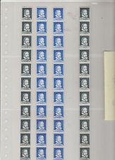 FRANCE PALISSY FICTIF PA 8 ET PA 12 - 4 ROULETTES DE 11 AVEC N° ROUGE SUR PA12