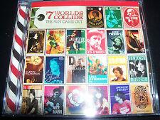 7 Worlds Collide Carious CD Ft Neil & Liam Finn Johnny Marr KT Tunstall & More U