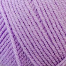 James C Brett Top Value Double Knitting DK Wool Yarn - Lilac 8431 (100g)