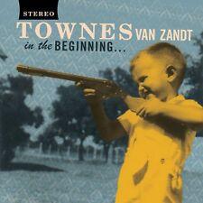 TOWNES VAN ZANDT - IN THE BEGINNING  CD  10 TRACKS ROCK/MAINSTREAM  NEU
