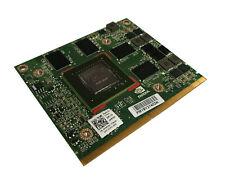Notebook Grafikkarte Nvidia Quadro 2000M 2GB PMY8Y Graphic Video Card