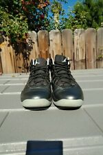 Air Jordon Prime Flight Black/gray Mens Shoes