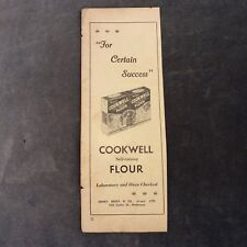 Advertisement - Cookwell Self-Raising Flour