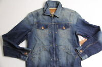 TRUE RELIGION Mens Trucker  Denim Jacket  Small S