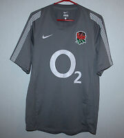England National Rugby Union Team shirt jersey Nike Size S